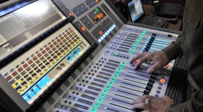 7 сентября 2017 года был проведен семинар «Профессиональные звуковые решения в индустрии развлечений»